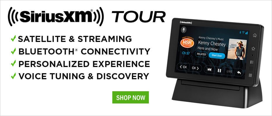 SiriusXM Tour with 360 L