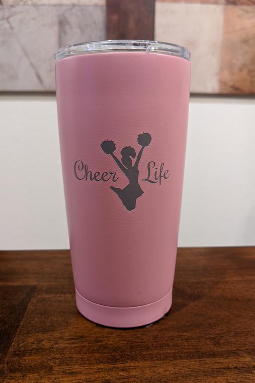 Cheer Life 20 oz Tumbler
