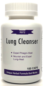 Lung Cleanser 500mg 100 capsules (Qing Fei Tang)