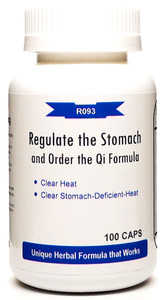 Regulate the Stomach and Order the Qi Formula 500mg 100 capsules (Tiao Wei Cheng Qi Tang)