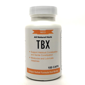 TBX Dietary Supplement 500mg 100 tablets (Tong Bian Xing)