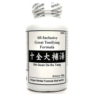 All-Inclusive Great Tonifying Formula Extract Powder Instant Herbal Tea 180g (Shi Quan Da Bu Tang)