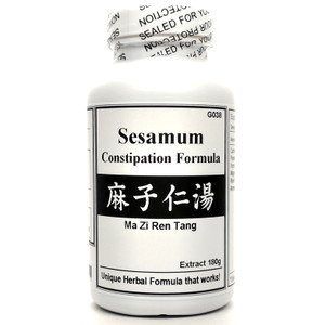 Sesamum Constipation Formula Extract Powder Instant Herbal Tea 180g (Ma Zi Ren Tang)