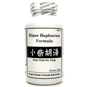Minor Bupleurum Formula Extract Powder Instant Herbal Tea 180g (Xiao Chai Hu Tang)