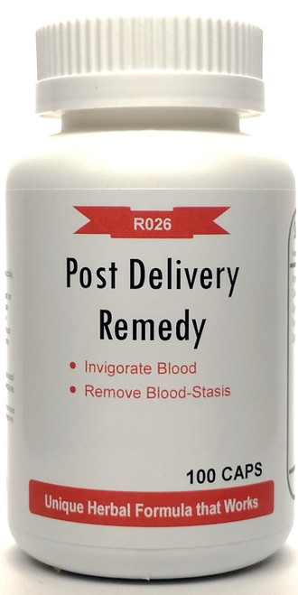 Post Delivery Remedy 500mg 100 capsules (Sheng Hua Tang)