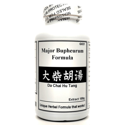 Major Bupheurum Formula Extract Powder Instant Herbal Tea 180g (Da Chai Hu Tang)