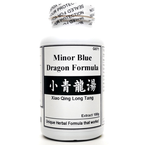 Minor Blue Dragon Formula Extract Powder Instant Herbal Tea 180g (Xiao Qing Long Tang)