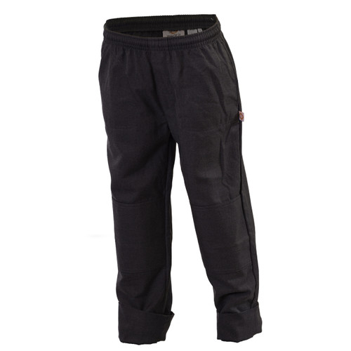 Grey Cargo Pants - Youth Husky