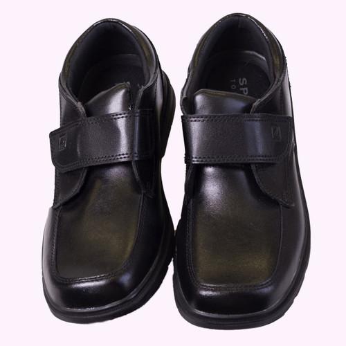 Sperry Gavin Black Shoes Boys