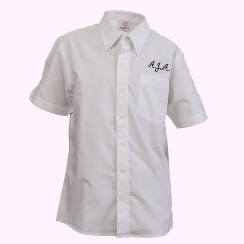 AJA Short Sleeve Oxford - Adult