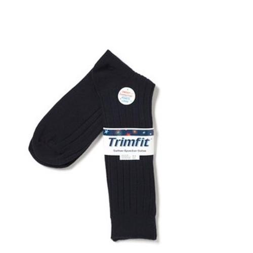 Pre-Order- Navy Crew Socks