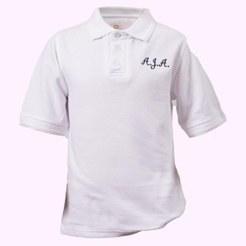 AJA Short Sleeve Polos