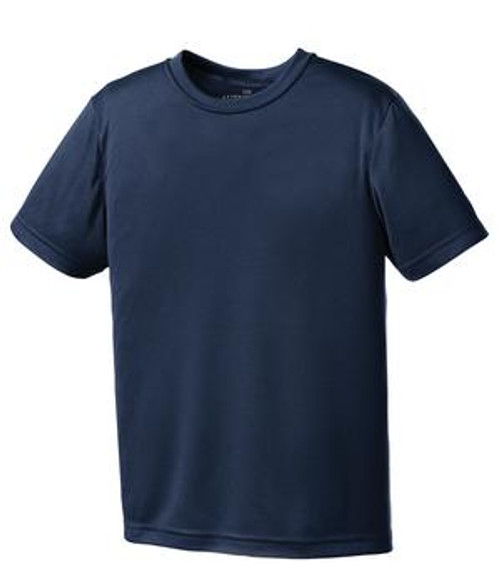 North Point Navy Tee -  Adult