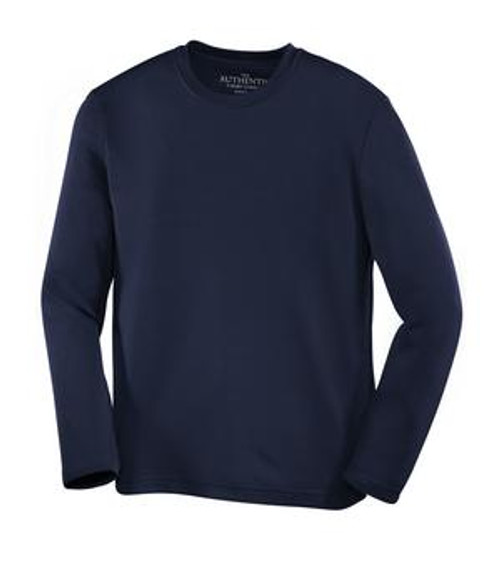 North Point Navy Long Sleeve Tee - Adult