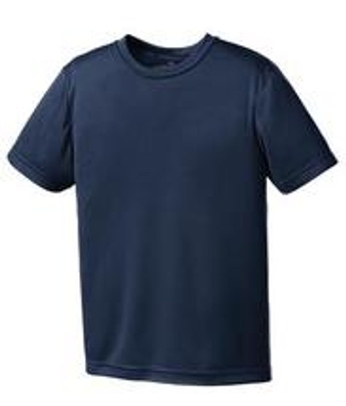 Pre-Order North Point Navy Tee- Youth