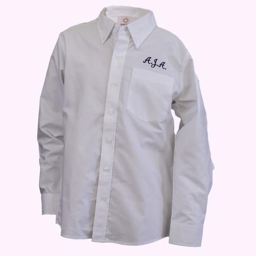AJA Long Sleeved Oxford - Adult
