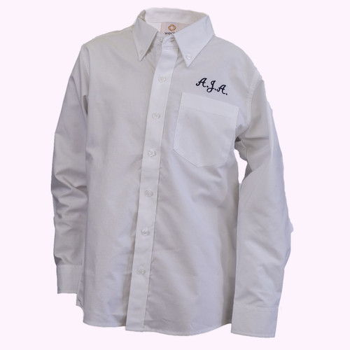 AJA Long Sleeved Oxford - Youth
