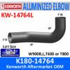 K180-14764 Kenworth Left Exhaust Elbow KW-14764L