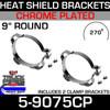 "9"" Mounting Rink 2 Pc Kit  for 270 Degree Guard SKA1790"
