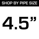 """4.5"""" Flex Hose"""