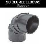 Air Intake 90 Degree Elbows