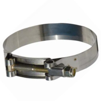 "6"" Air Inlet Clamp - T-Bolt Style 