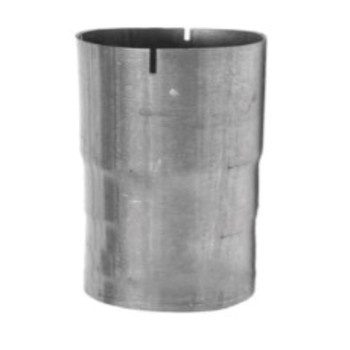 "Exhaust Coupler Connector Tube Aluminized 4.5"" ID-OD Ends CE450"