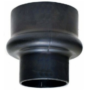 """7"""" to 5"""" Rubber Air-Intake Reducer Hump Hose"""