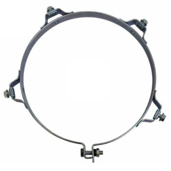 "6"" Mounting Ring Kit with Hardware for 270 Degree Sheild ALZ SKA1760"
