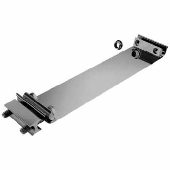 """8"""" Flat Band Easy Seal Bright Stainless Steel TEC800"""