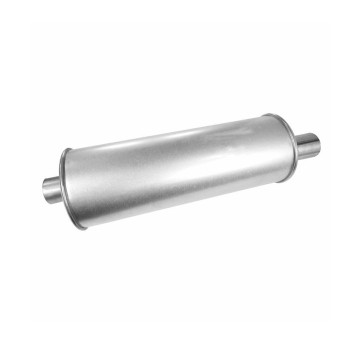 """Type 2 Offset Muffler 8.5"""" x 31"""" Body 3"""" IN/OUT"""