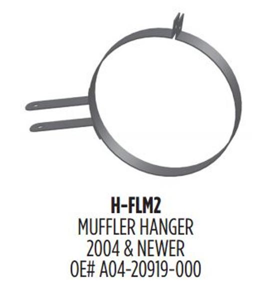 "11"" HD Muffler Hanger Freightliner H-FLM2"
