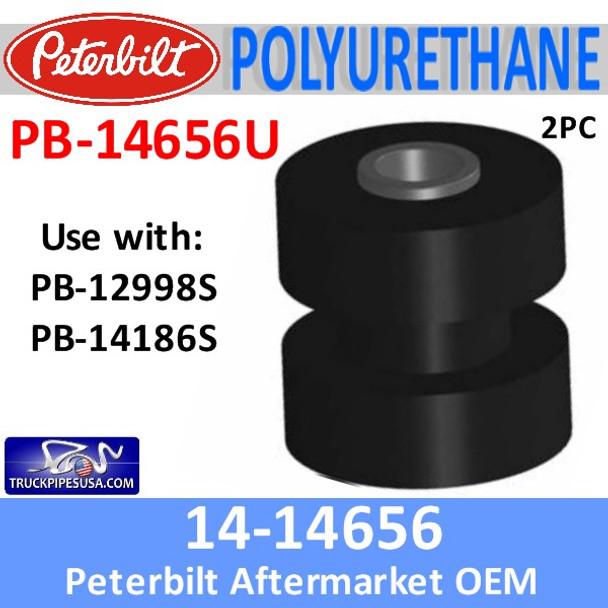 14-14656 Peterbilt Exhaust Cab Bracket Grommet PB-14656U