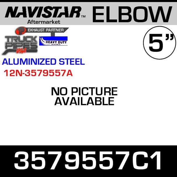 3579557C1 Navistar Exhaust Elbow ALZ 12N-3579557A