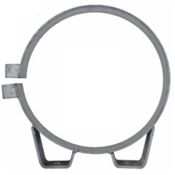 """10"""" Mounting Bracket for Exhaust Pipes MB1000"""
