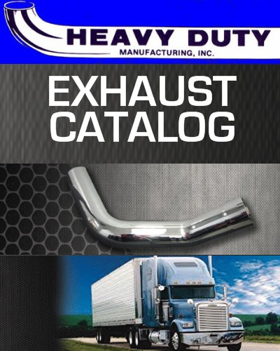 Heavy Duty Exhaust Catalog Parts