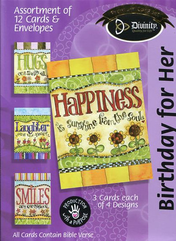 Feminine Birthday Cards