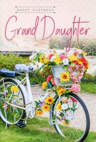 Birthday - Granddaughter #203