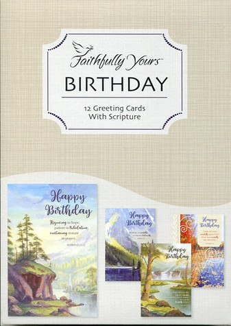 Boxed Christian Birthday Cards