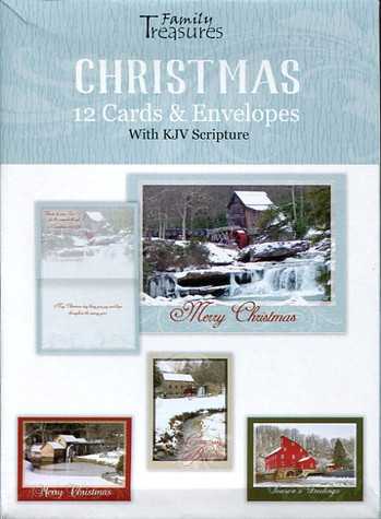 Grist Mills Christmas Cards