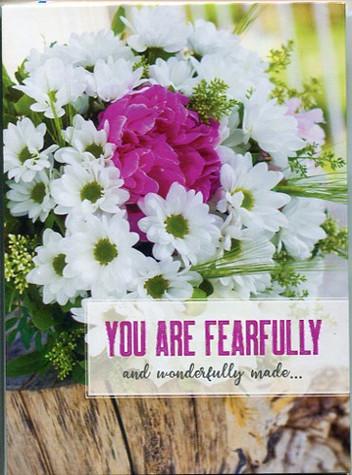 Notecard - Psalms 139