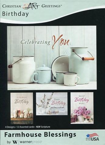 Birthday Christian Cards