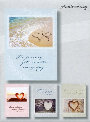 wedding anniversary Christian cards