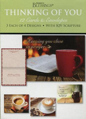religious greeting cards - Thinking of You