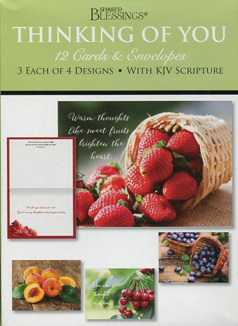 boxed Christian greeting cards