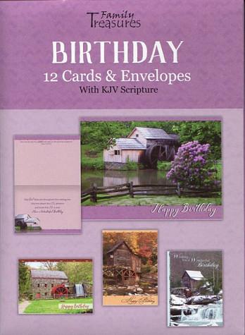Grist Mills birthday cards