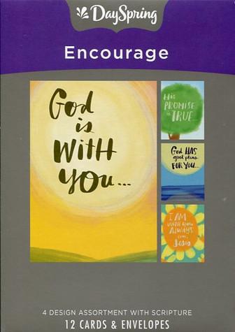 Dayspring encouragement cards