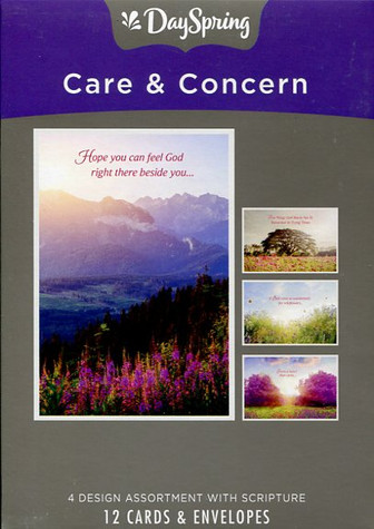 Care and Concern cards