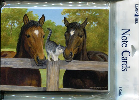 Horses - Note Cards