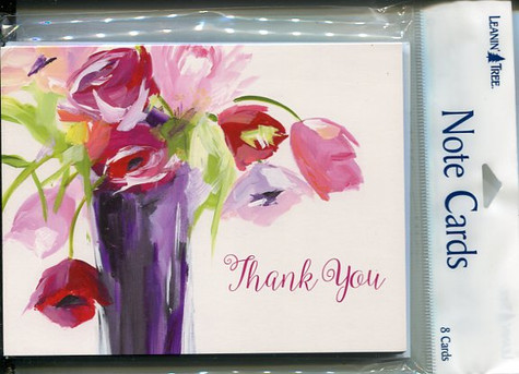 Blank Thank You Notes
